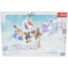 Puzzle, Frozen II- Olaf, 30kosov, 33.5x23cm