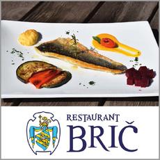 """{[sl]:Gurmansko doživetje """"na Briču"""" v dvoje, Restavracija Brič, Dekani (Vrednostni bon, izvaj"""
