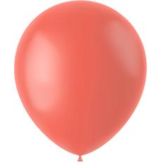 Baloni Flamingo oranžni- mat, iz lateksa, 10kom, 33cm