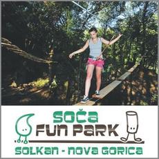 {[sl]:Vstopnica za obisk pustolovskega parka, Soča fun park, Solkan (Vrednostni bon, izvajalec stori