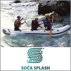 {[sl]:Mini rafting na reki Soči za 2 osebi, Soca Splash, Bovec (Vrednostni bon, izvajalec storitev: LIKONA