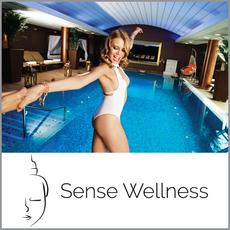 {[sl]:3 urno razvajanje v savnah in bazenu za 1 osebo, Sense wellness, Ljubljana (Vrednostn