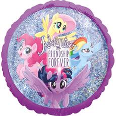 Balon napihljiv, za helij, otroški, My Little Pony, 45cm