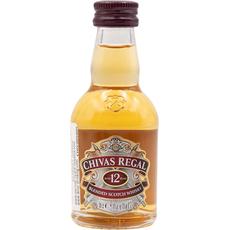 Whisky Chivas Regal 12, 0.05l
