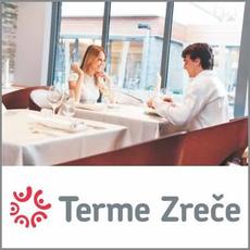 Romantična večerja v dvoje, Terme Zreče (Vrednostni bon, izvajalec storitev: UNITUR D.O.O.)