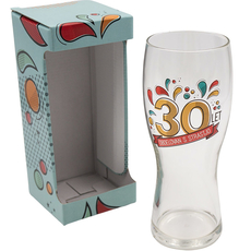 Kozarec za pivo, 30let, obdelovan s strastjo, 600ml
