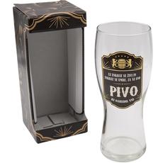 Kozarec za pivo, Le enkrat se živi in enkrat se umre..., 600ml