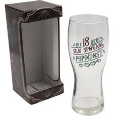 Kozarec za pivo, Pri 18 letih sem spoznal popolnost, 600ml