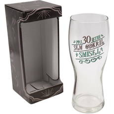 Kozarec za pivo, Pri 30 letih sem odkril smisel, 600ml