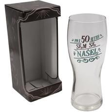 Kozarec za pivo, Pri 50 letih sem se našel, 600ml