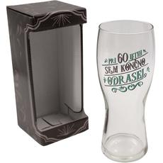 Kozarec za pivo, Pri 60 letih sem končno odrasel, 600ml