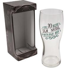 Kozarec za pivo, Pri 70 letih sem našel notranji mir, 600ml