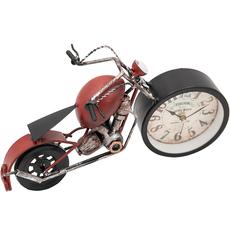 Ura namizna, kovinska, motor, 27x14x4.5cm