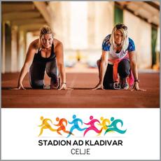 {[sl]:Rekreacija in vadba z Jolando Čeplak, Stadion AD Kladivar, Celje (Vrednostni bon, izvaja