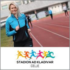 {[sl]:Rekreacija in vadba za par z Jolando Čeplak, Stadion AD Kladivar, Celje (Vrednost