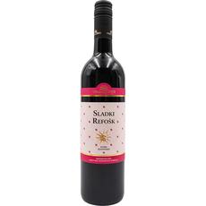 Buteljčno vino Refošk sladki, 0,75l, VinaKoper