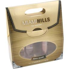 Darilni set JM Miami Hills ženski (EDT 50ml + deo 75ml)