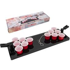 """Družabna pivska igra, """"Beer pong"""""""