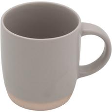 Lonček za kavo bel, kamenina, 31ml