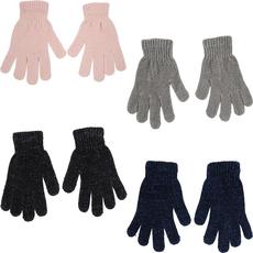 Rokavice zimske, 100% poliester, UNI, sort.