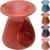 Izparilnik keramični, 7x5.5cm, barvno sort.