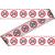 Trak iz pvc za označevanje - prometni znak 20, 15m